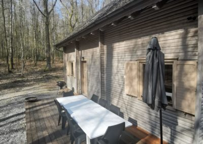 The Chalet cosy and wild en location dans les ardennes